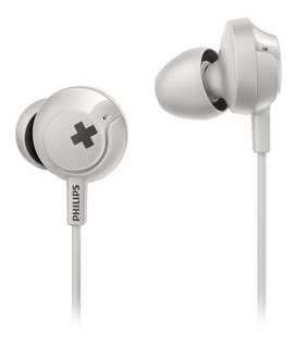 Auriculares In Ear Philips Bass+ She4305 Con Microfono Gtia