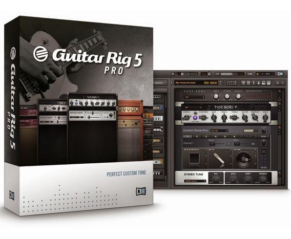 Guitar Rig 5 Pro + Expansiones Win Online!