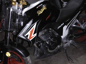 Italika Z250 Negro/blanco