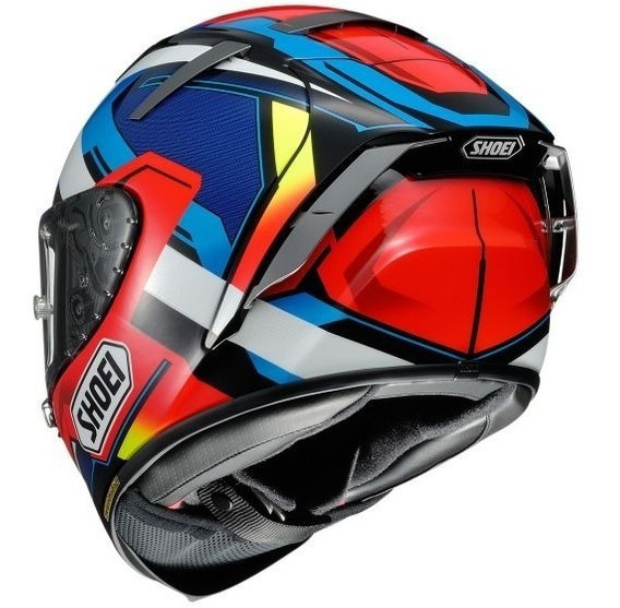 Shoei X-fourteen Brink Tc-1 Size 57/58_m Capacete