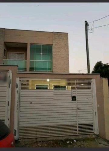 Sobrado Residencial À Venda, Jardim Nice, São Paulo. - So5919
