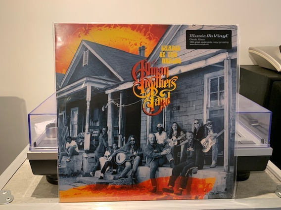 Allman Brothers Band - Shades Of Two Worlds - Vinilo / Lp