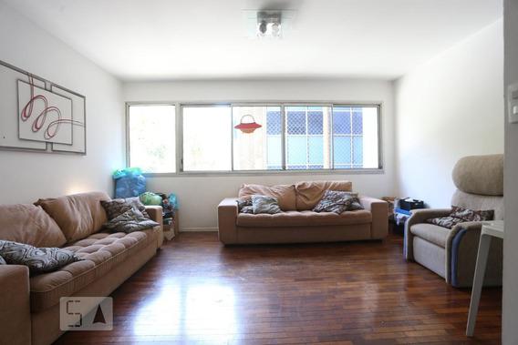Apartamento Para Aluguel - Higienópolis, 4 Quartos, 150 - 893079572