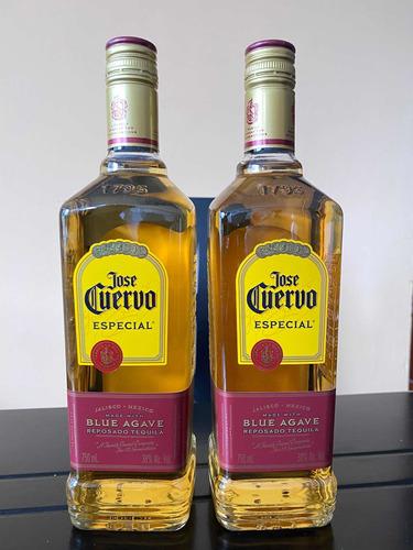 Imagen 1 de 3 de Tequila Jose Cuervo 750ml  100% Originales