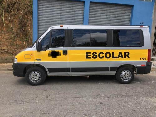 Fiat Ducato Minibus 2.3 16l Teto Baixo