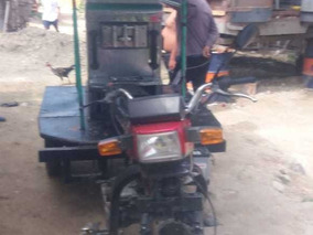 Maquina De Helados Con Moto Shineray