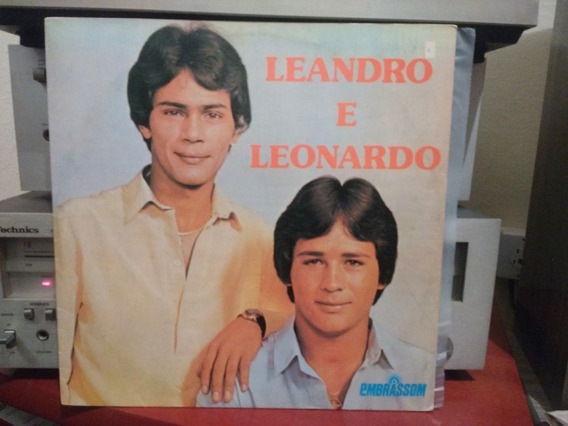 Lp Leandro & Leonardo A Construção Código 01