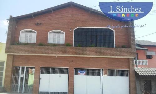 Imagem 1 de 15 de Casa Comercial Para Locação Em Itaquaquecetuba, Vila Virgínia, 5 Dormitórios, 1 Suíte, 4 Banheiros, 2 Vagas - 938_1-733517
