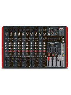 Mixer Con Power Nvk-1200p Usb Novik Neo - Musicstore