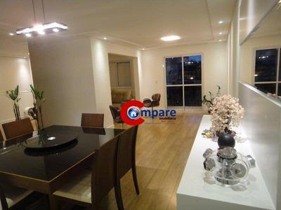 Apartamento Residencial À Venda, Gopoúva, Guarulhos. - Ap6137