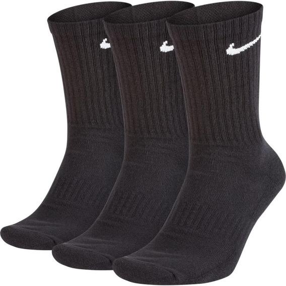 Meia Nike Cano Longo - Sx7664-010 - Original - Nf