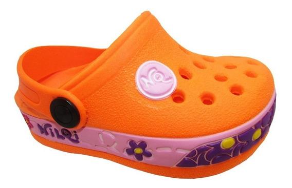 Crocs Bebê Nilqi Do 17 Ao 24 Ref:072.51