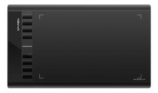 Tableta gráfica XP-Pen Star 03 V2 Black