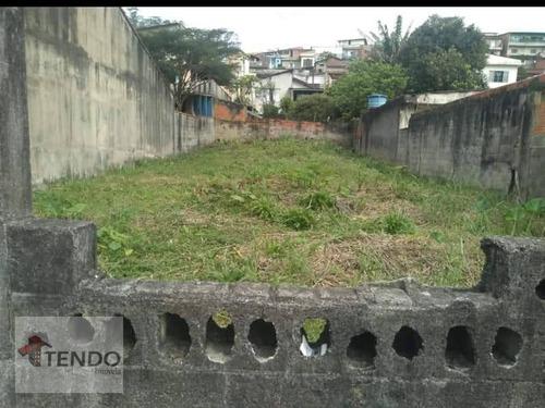 Terreno 300 M² - Venda - Suíssa - Ribeirão Pires/sp  / Imob03 - Te0131