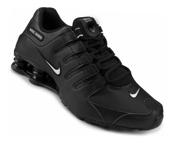 Tênis Masculino Nike Shox Nz Eu 501524-091 | Katy Calçados