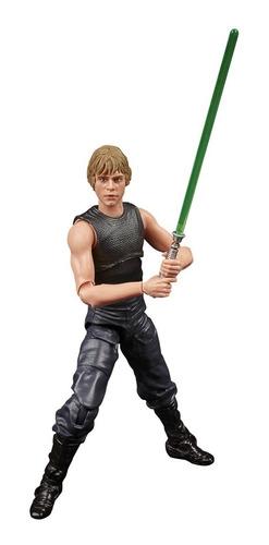 Imagen 1 de 6 de Luke Skywalker & Ysalmiri Star Wars Black Series (comic Ver)