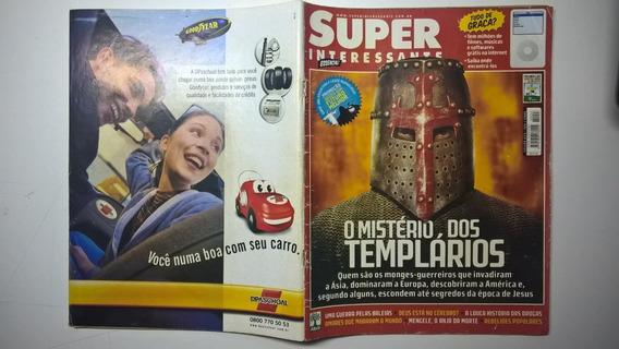 Revista Super Interessante - O Mistério Dos Templários