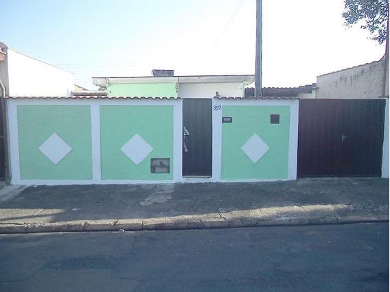Casa Residencial Para Locação, Santa Terezinha, Piracicaba. - Ca0951