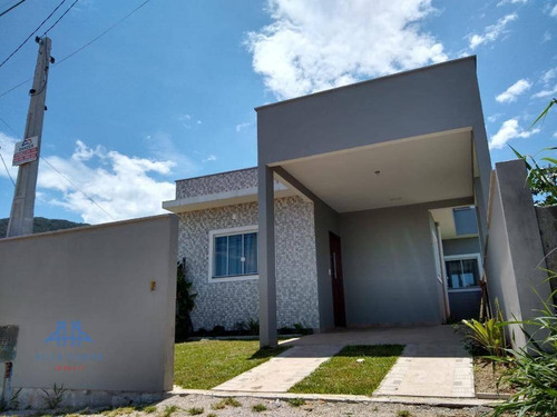 Casa Com 2 Dormitórios À Venda, 95 M² Por R$ 229.600,00 - São João Do Rio Vermelho - Florianópolis/sc - Ca0792