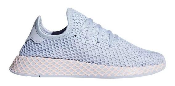 Tenis adidas Deerupt Comodos Casusales Originals Moda Correr