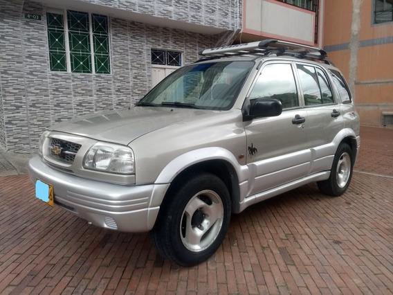 Chevrolet Grand Vitara 4x4, Motor 2.0