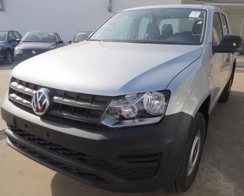 Volkswagen Amarok 2.0 Cd Tdi 140cv Trendline 4x4 0 Km 2021