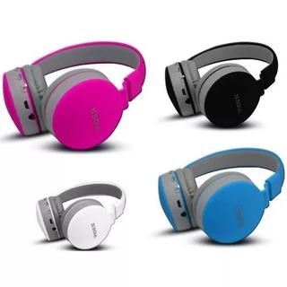 Auricular Soul Bluetooth Inalambrico Vincha Mp3 Fm M Libres