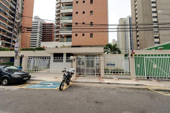 Aluguel Apartamento 2 Quartos - Rua Da Paz - Bairro Mucuripe