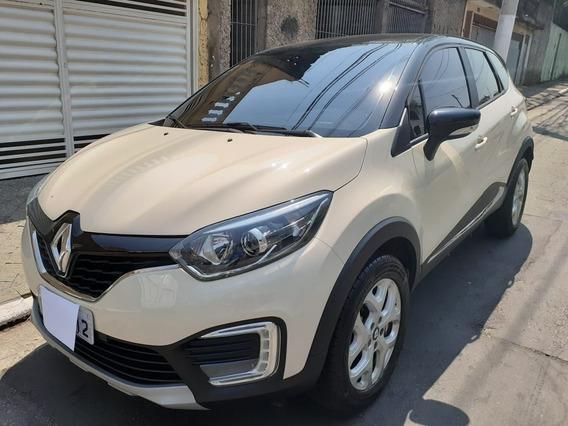 Renault Captur Zen 1.6 Flex Aut. - Único Dono