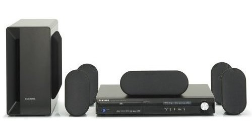 Dvd Do Home Theater Samsung Blu-ray Ht X40 110vts