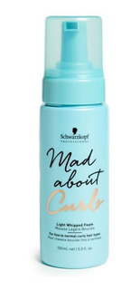 Schwarzkopf Mad About Curls Mousse Hidratante Rulos 150ml