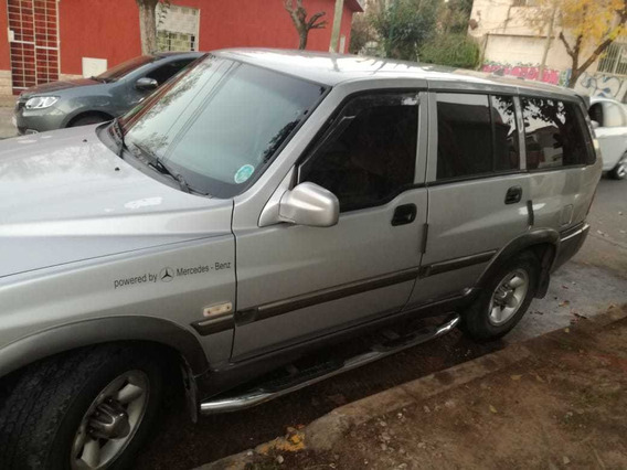 Ssangyong Musso 2.9 602 Dti 2006