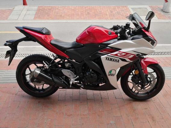 Yamaha R3 - 2015