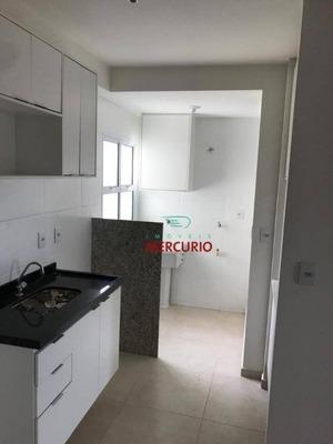 Apartamento Com 2 Dormitórios Para Alugar, 53 M² Por R$ 1.200/mês - Vila Altinópolis - Bauru/sp - Ap3321