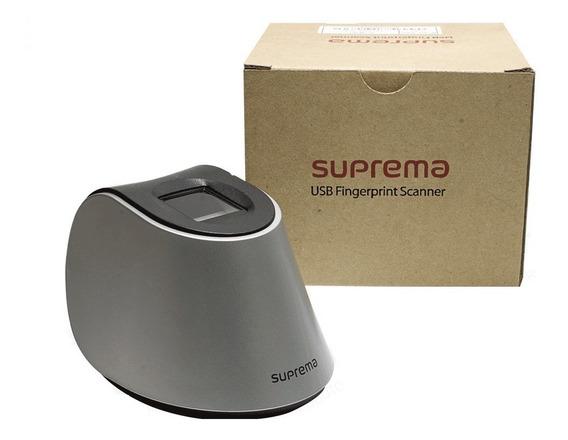 Leitor Biometrico Hamster Suprema Biomini Semi Novo