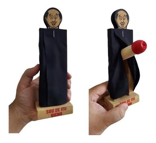 Boneco Pegadinha - Presente Engraçado De Natal - Promoção