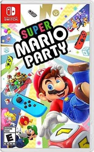 Mário Party Nintendo Switch