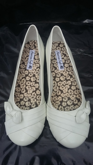 Zapatos Blancos American Eagle 29 Mx, 12 Us