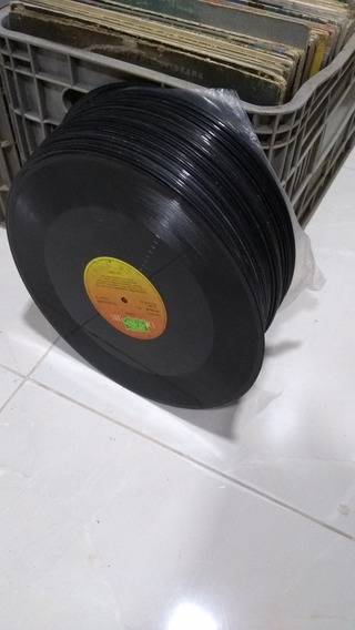 20 Lp Decoracao Decorativo Sem Capa Vinil 70 80 Disco Lote