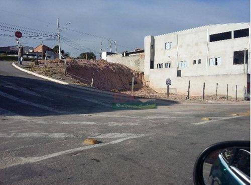 Imagem 1 de 5 de Terreno Residencial À Venda, Campos De São José, São José Dos Campos. - Te0687