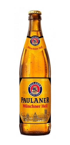 Imagem 1 de 3 de Cerveja Paulaner Munchner Hell 500ml
