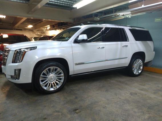 Cadillac Escalade Esv 2018 Blindada