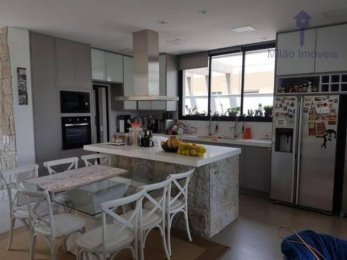 Sobrado 4 Suítes À Venda, 427 M², Condomínio Mont Blanc, Vossoroca Em Sorocaba/sp - So0513