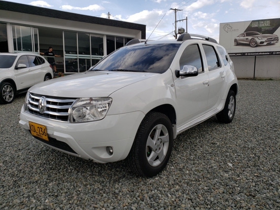 Renault Duster Dynamique 2000cc At