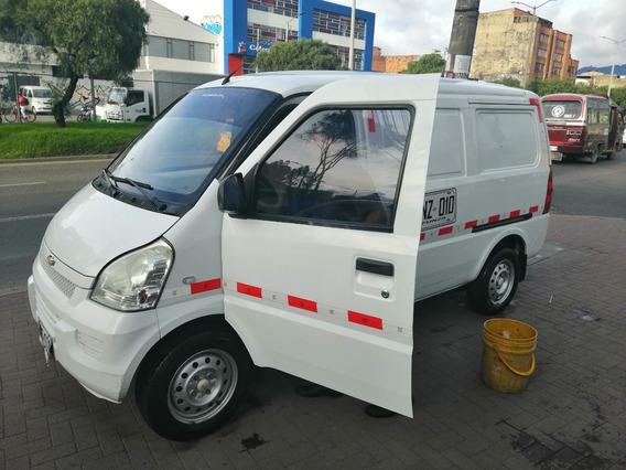Camioneta Van N300 Max Cargo