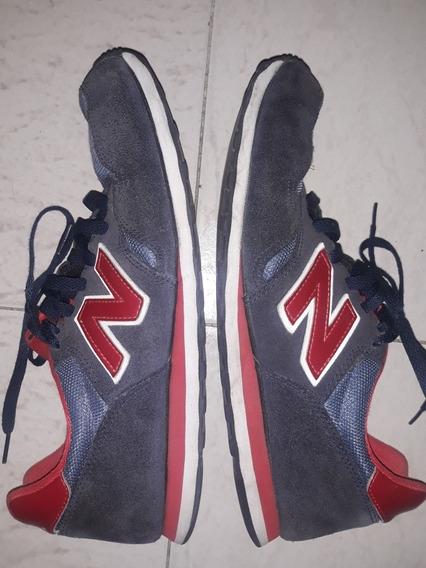 Zapatos New Balance 373 Para Caballeros Usados