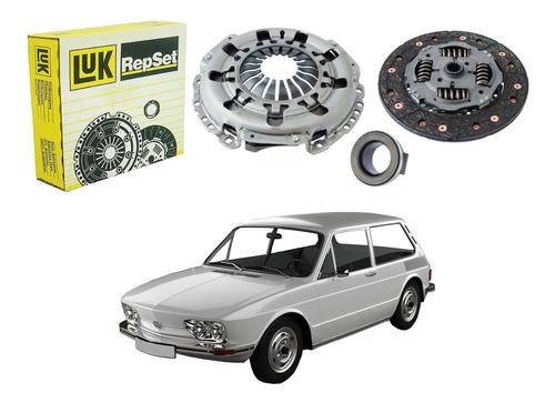 Imagem 1 de 6 de Kit Embreagem Original Volkswagen Brasilia 1600 1980