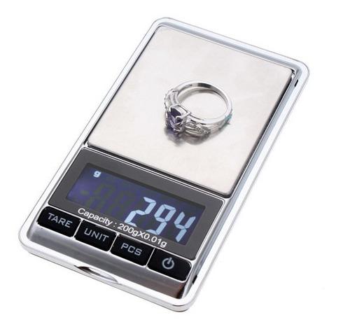 300g X 0.01g Digital Mini Bolsillo Portátil Joyas Escala De