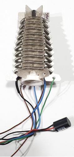 Imagen 1 de 3 de Resistencia Original Para Secador De Pelo Parlux 3800 Ionic