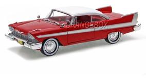 Plymouth Fury 1958 Christine O Carro Assassino 1:24 Greenlig